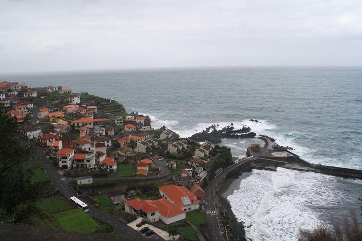 Seixal, en la Costa Norte de Madeira. www.visitmadeira.pt