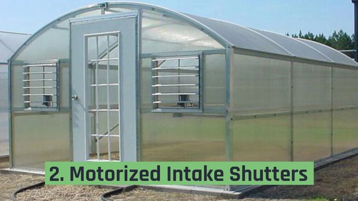 """This is the latest video in our """"The Greenhouse Minute"""" series. Today's topic is Greenhouse Ventilation Systems."""