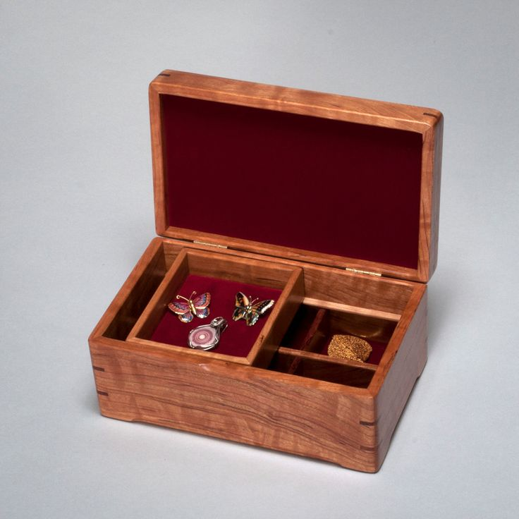 25 unique small jewelry box ideas on pinterest diy for Small cardboard jewelry boxes with lids