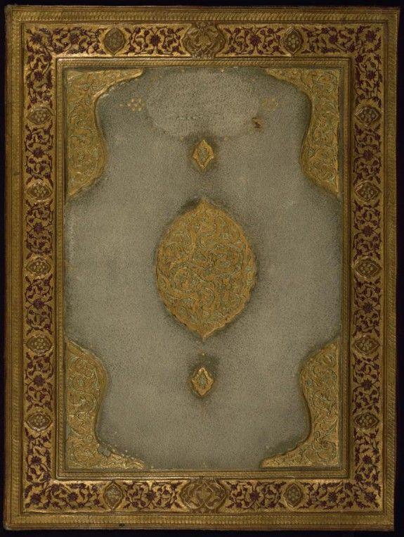 Album Of Ottoman Calligraphy Turkey In The12th Century Ah