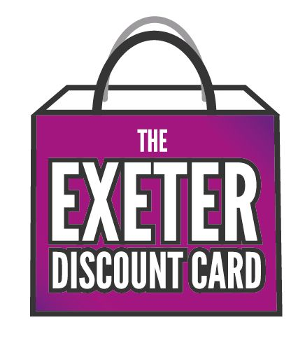 Checkout our introduction to the Exeter Discount Card launching very soon in Exeter...