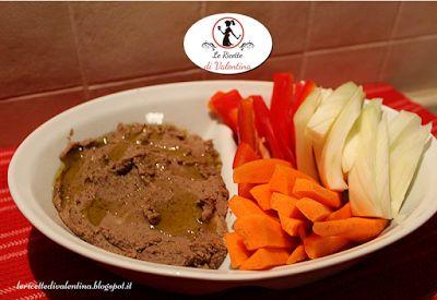 Le Ricette di Valentina: Hummus di fagioli bianchi e patè d'olive