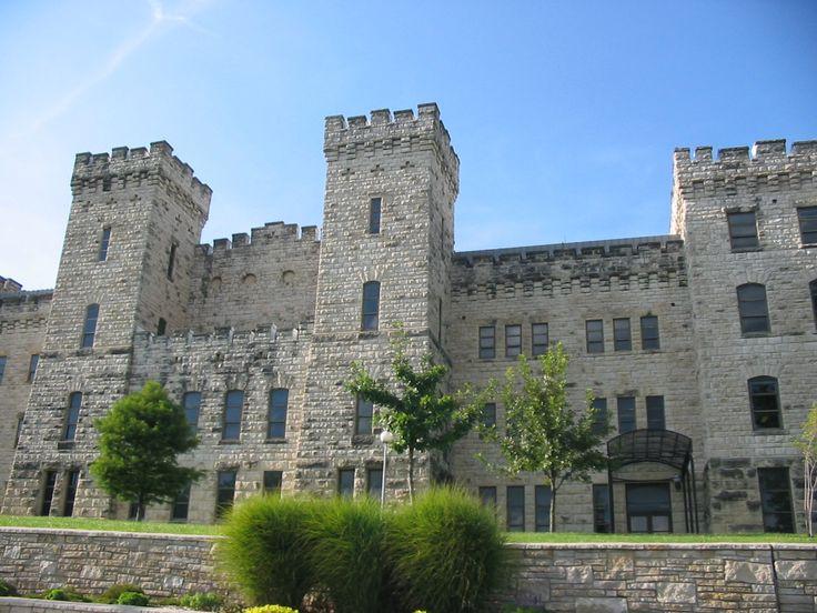 Manhattan Kansas -Kansas State University.