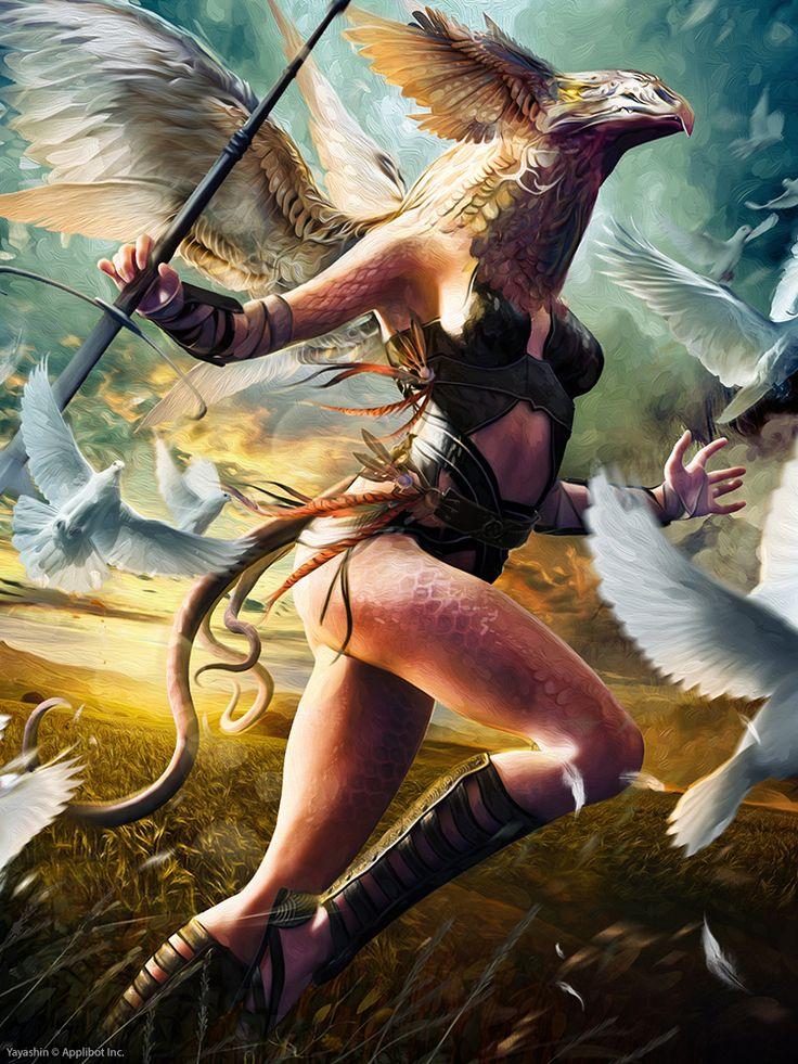 Myth and Magic: Mercy Burns 2 by Keri Arthur (2011, Paperback)