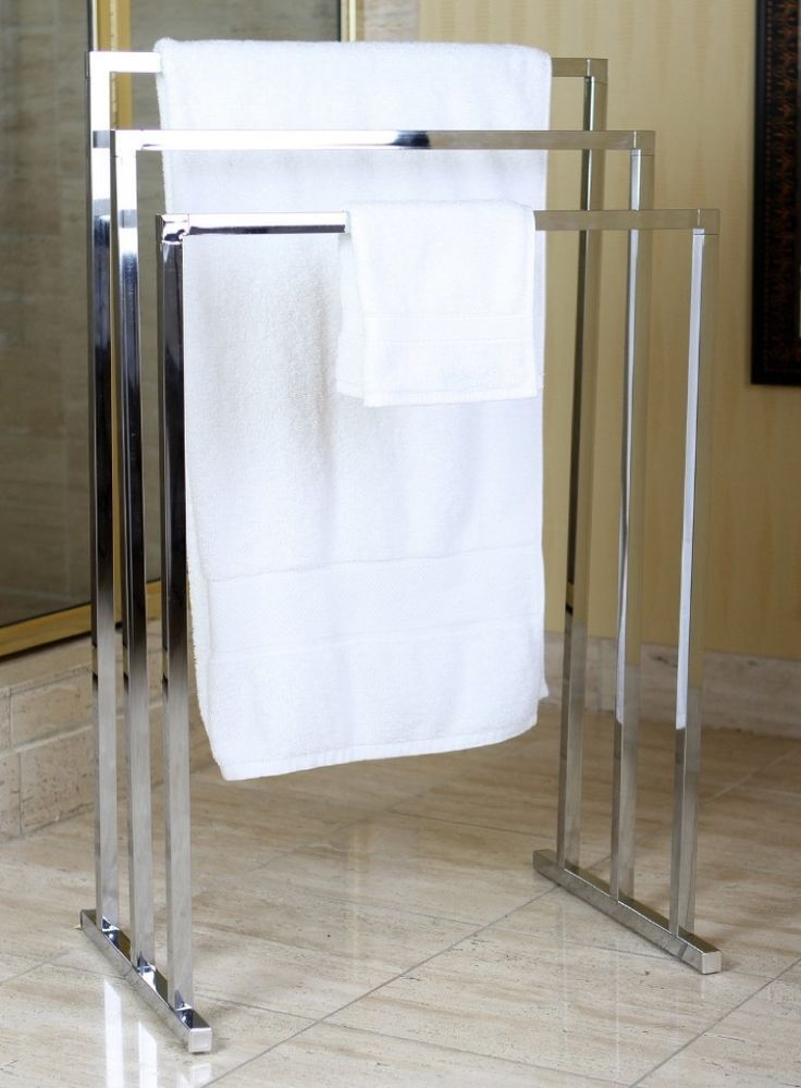 Best 25 Free Standing Towel Rack Ideas On Pinterest Towel Racks And Stands Pvc Pipe Rack And
