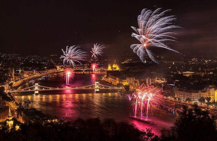 Budapest New year's cruise