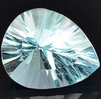 3.82 ct. Natural sky blue Topaz loose gemstone  available on www.buygems.org #gemstone #topaz #gems #mineral #jewelry #luxury #buygems