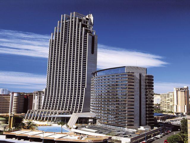 Gran Hotel Bali, Benidorm, Costa Blanca, Spain -  Flights from Doncaster to Alicante - http://www.robinhoodflights.co.uk/destinations/alicante