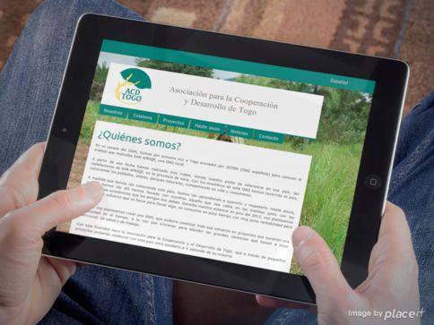 Diseño web: ACD Togo