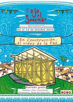 9 Festival Internacional de Cine y Video Comunitario ojo al Sancocho. 2016