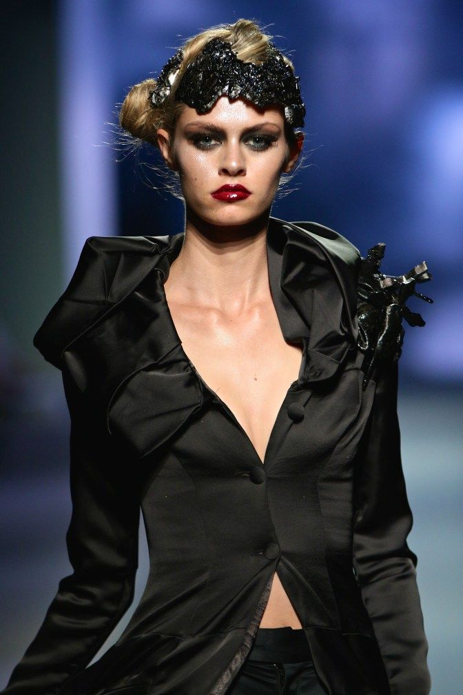 Suzaan Heyns, my absolute favourite show from MBFWJ: http://bit.ly/1ExBV7b