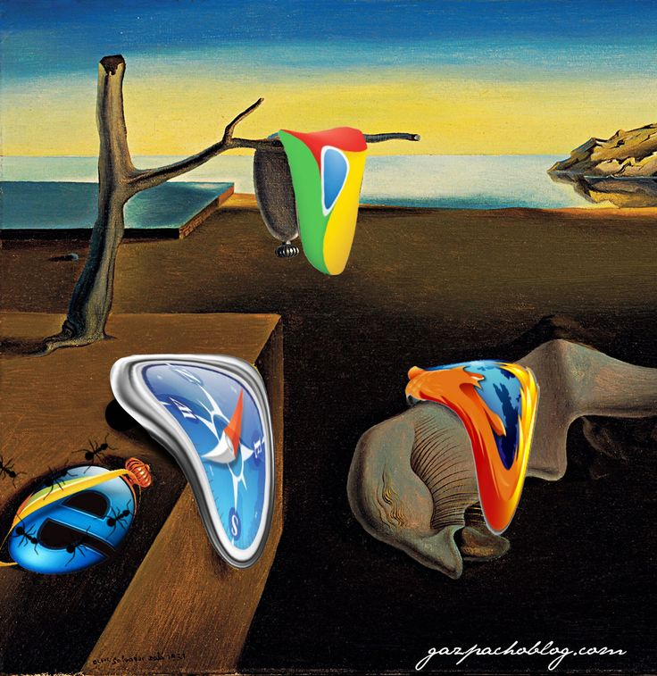 salvador daliís the persistence of time essay The persistence of memory salvador dali the movement began in the ass's in  paris by a man named sigmund freud surrealism is used in.
