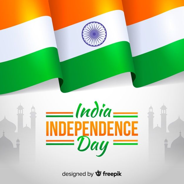 Download Independence Day Of India Background Flat Style For Free Happy Independence Day Best Independence Day Quotes Happy Independence