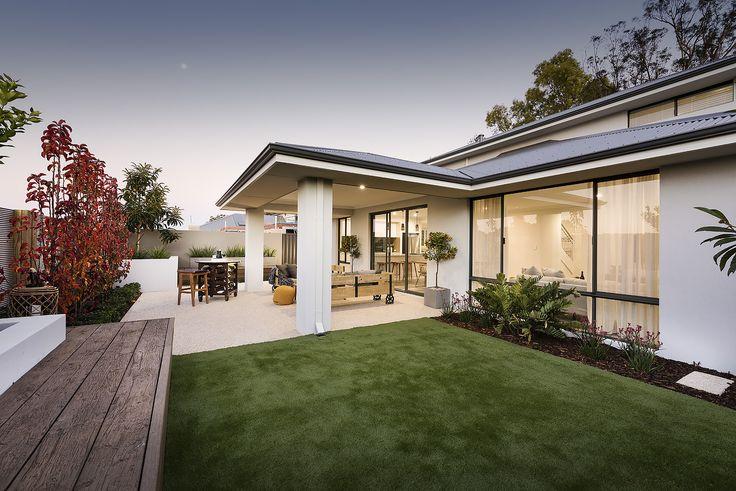 Sandalford Backyard | apg Homes