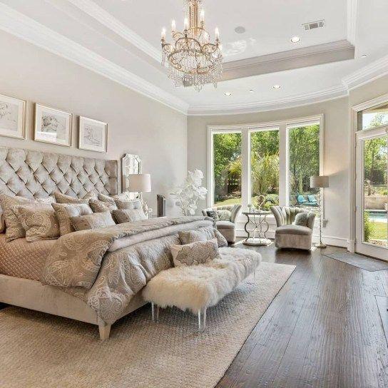 50 Perfect Elegant Bedroom Design Ideas