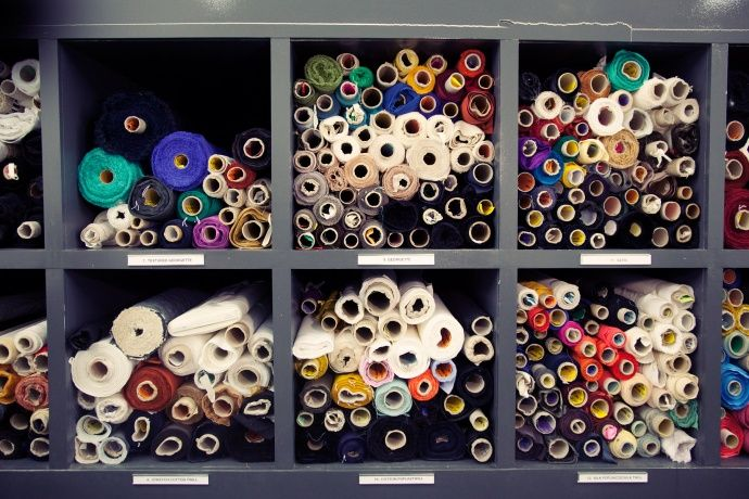 Vogue Daily —Derek Lamb, Soho, Lam Workspaces, Vogue Daily, Studios Tours, Cubbies, Workspaces Fabrics, Fabrics Bolt, Lam Studios