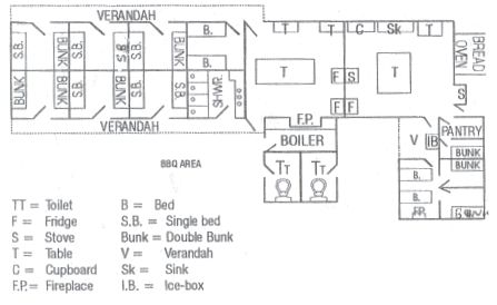 plan for shearers quarters - Google Search