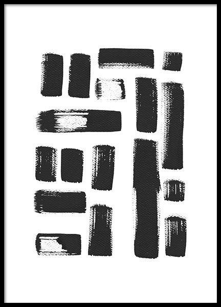 Svarthvite plakater | Posters i svart og hvitt | Desenio