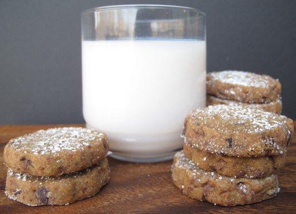 Espresso Chocolate Shortbread Cookies | Cookies | Pinterest