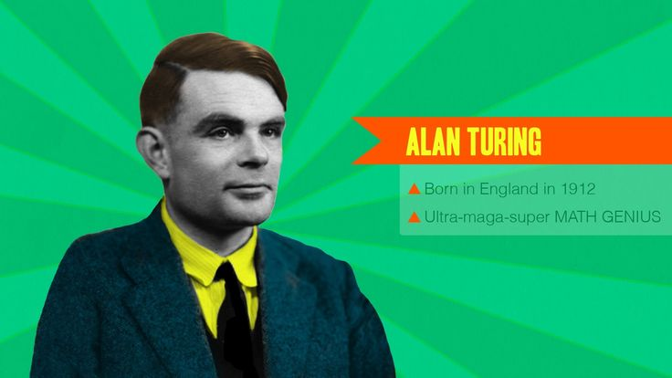 Alan Turing: Great Minds (+playlist)