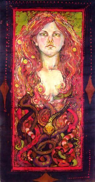 Medusa - Marina Elphick