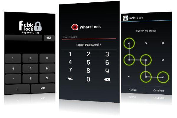 Son aplicaciones Android para bloquear WhatsApp, Facebook Messenger y otras aplicaciones de mensajería en el teléfono