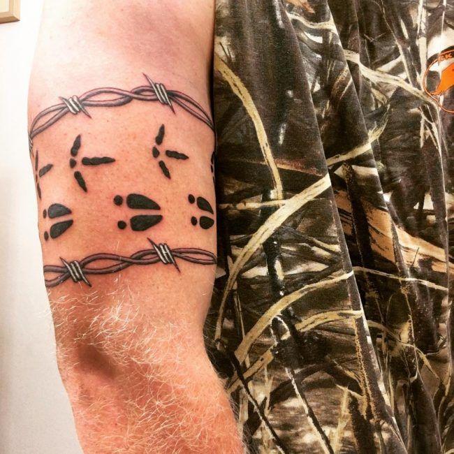 Hunting tattoos