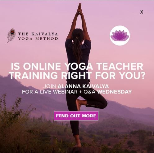 Have you always wanted to learn to teach yoga, but are unable to commit to the set schedules required? We have great news — the time is now! We've launched the first ever YogaDownload Online Yoga Teacher Certification Program: 200, 300 and 500 hour comprehensive courses taught by one of the most powerful and prominent figures on the yoga scene today: Alanna Kaivalya  If you've ever felt a calling or curiosity to teach yoga, THIS IS YOUR SIGN TO DO IT.  NOW THE STUDENT BECOMES THE TEACHER
