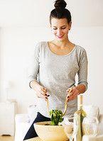 10 продуктов, которые едят худые люди | Стиль жизни на Elle.ru