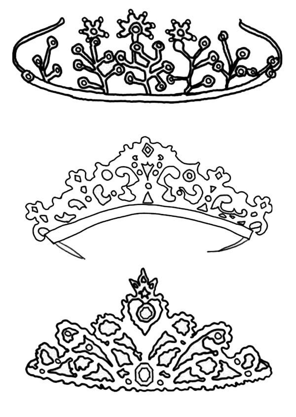 Princess Crown Coloring Page Youngandtae Com Princess Coloring Pages Free Coloring Pages Coloring Pages