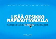 Lisää otsikko napsauttamalla : asiantuntijan käsikirja diaesityksiin ja presentaatioihin / Katleena Kortesuo & Jarkko Sjöman