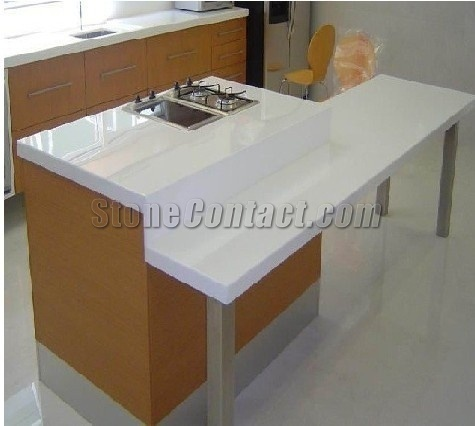 how to cut solid surface countertop