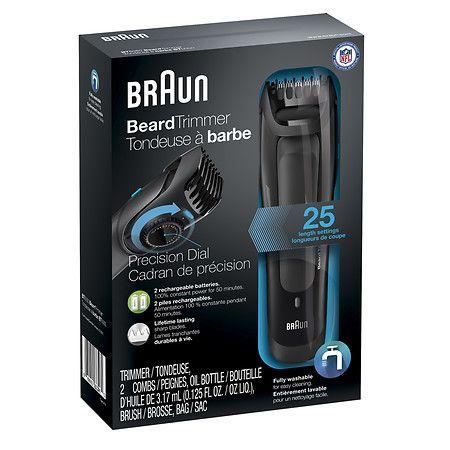 Braun Beard Trimmer BT5050 - 1 ea