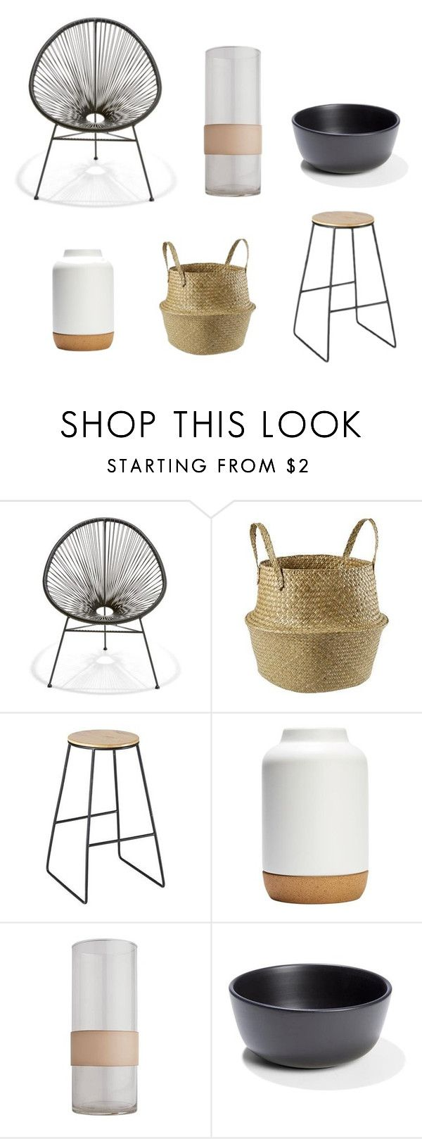 """""""// KMART WISH LIST"""" by houseamour on Polyvore featuring interior, interiors, interior design, home, home decor and interior decorating"""