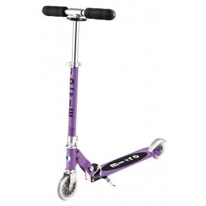I think I need one of these to keep up with the kids - Microscooters - Sprite All Rounder Purple #Entropywishlist #pintowin