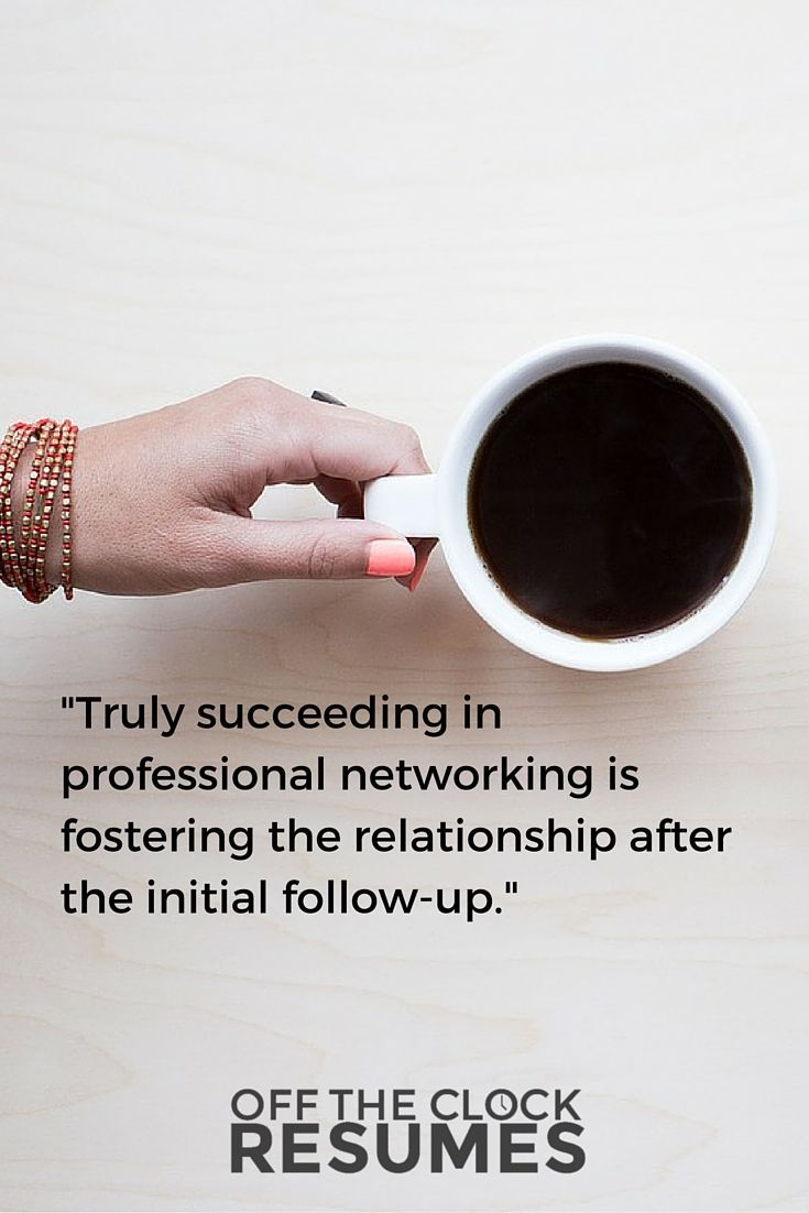 5 Hacks For Successful Professional Networking | Job Search Tips