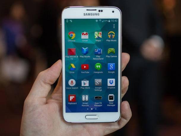 Samsung a anunţat oficial noul Galaxy S5 la MWC