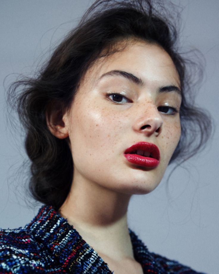 """""""Oyster Beauty: 'Face Time' Shot By Romain Duquesne For Oyster #106 """""""