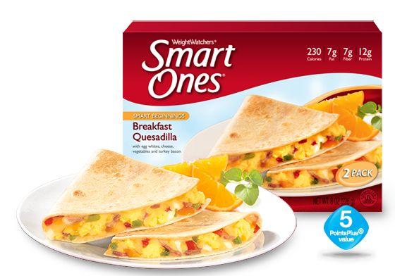 Weight Watchers® Smart Ones® Breakfast Quesadilla