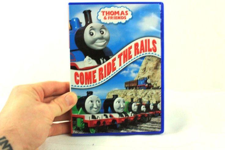 Come Ride the Rails Thomas & Friends Good DVD, Michael Angelis, Michael Brando