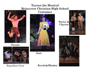 Disney's Tarzan The Musical