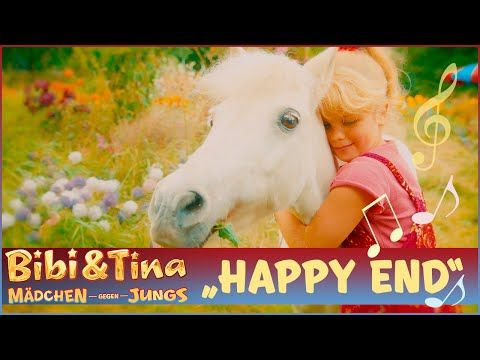 BIBI & TINA 3 | HAPPY END | Musikvideo HD | Mädchen Gegen Jungs - YouTube