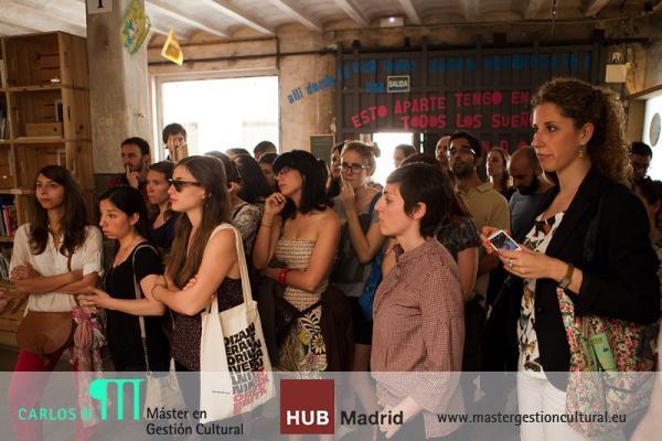 #MGC9ed en HUB Madrid con @lasmitocondrias, CrasMúsicas, @YoSoyElOtroMad, ...