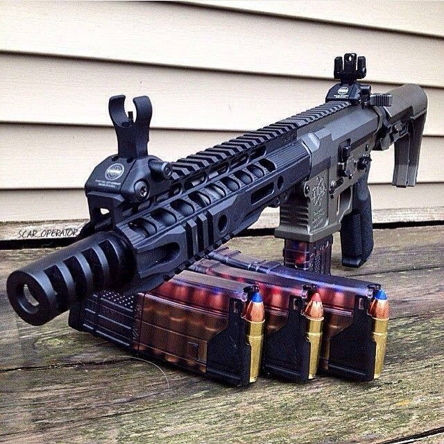 Guns - AR Platform in .458 Socom
