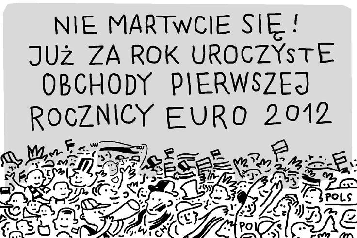 """Rys. Marcin Wicha  """"TP"""" 28/2012"""
