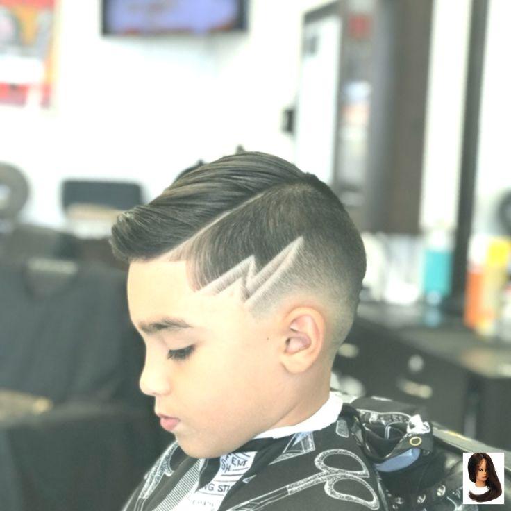 17++ Little boy haircut designs trends