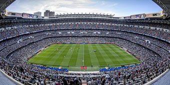Confían en el Bernabéu