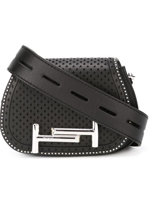 Shop Tod's 'Double T' cross-body bag in Eraldo from the world's best independent boutiques at farfetch.com. Shop 400 boutiques at one address.