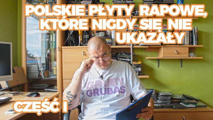 Rap Gadanina #29 - POLSKIE PŁYTY RAPOWE, KTÓRE NIGDY SIĘ NIE UKAZAŁY - C...