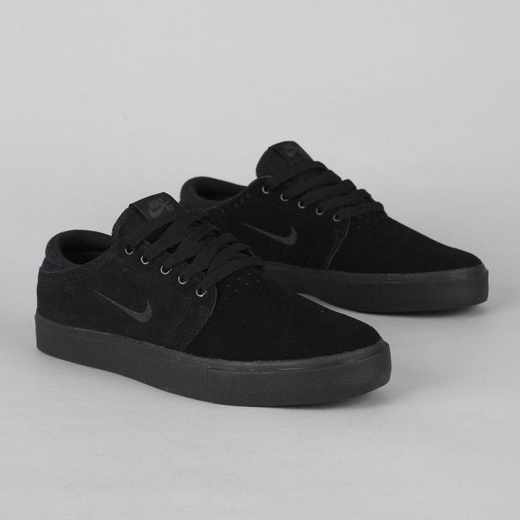 Nike Sb Team Edition Black / Black - Black